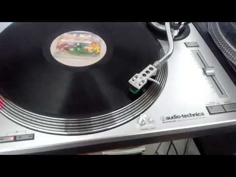 AUDIO-TECHNICA AT-LP120 OPCION A GIRADISCOS MK2- MAX MIX 3 VINILO