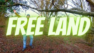 How To Get Land FOR FREE! (UK)