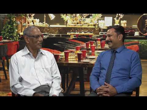 Agnel Institute of Food Craft & Culinary Sciences - Verna - Oscar Vaz interviews Alphonso Pereira