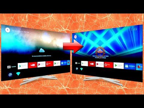 Leanback Launcher | Android TV Box | Amlogic - смотреть