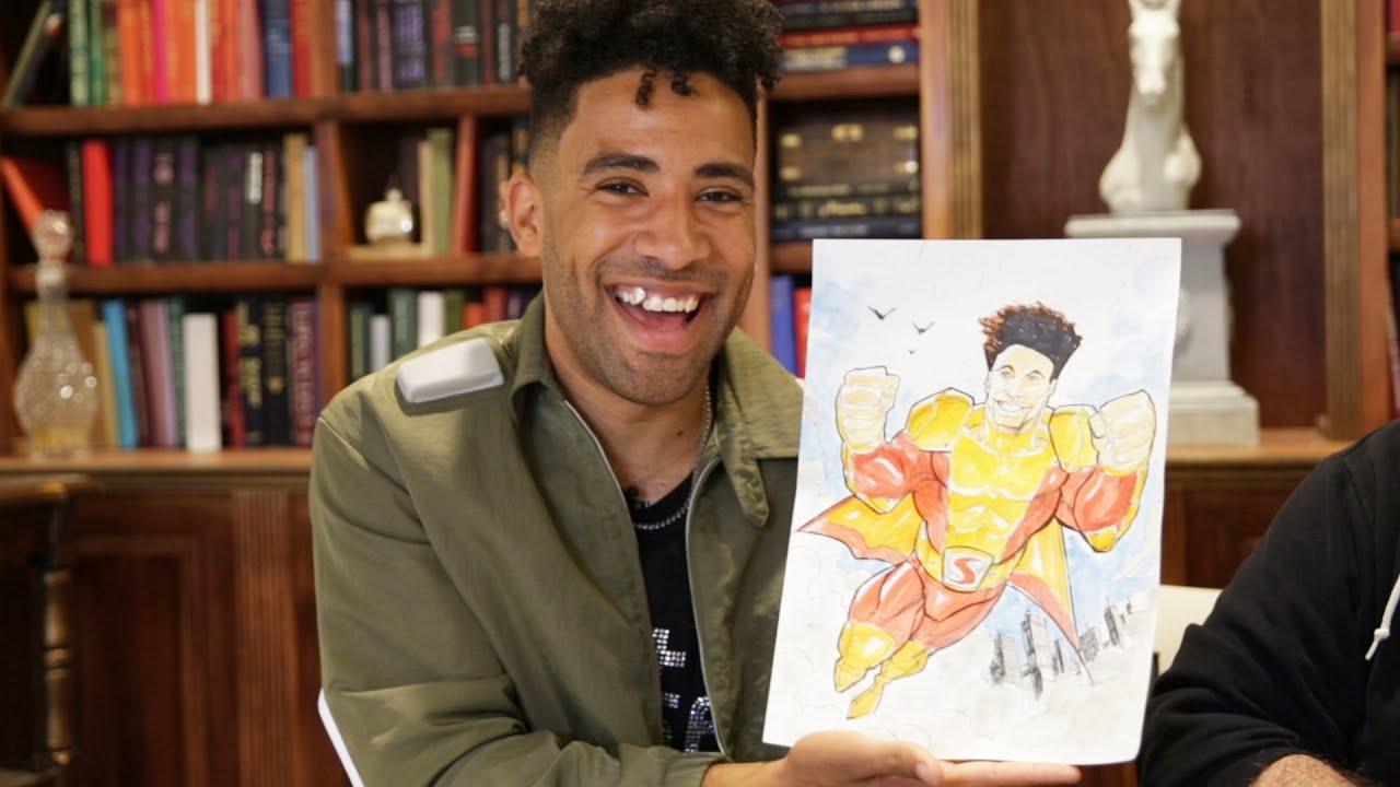 KYLE Designs His Marvel-Inspired Superhero thumbnail