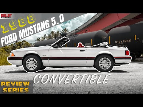 Video of '88 Mustang - QK8M