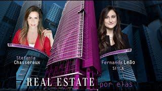 Real Estate por Elas - Fernanda Leão