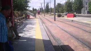 preview picture of video 'Metro Ligero Linea 3 2014 Pozuelo de Alarcón'