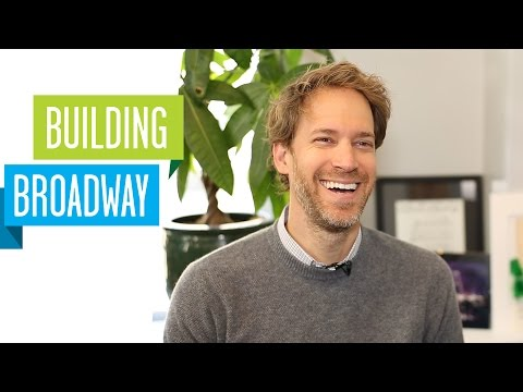 Building Broadway: HAMILTON Set Designer David Korins