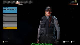 Ghost Recon Wildlands - FREE SWAT ICONS Rainbow Six For Ghost Mode & Main Champaign