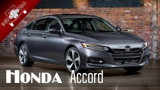 Будет ли Новая Хонда Аккорд Продаваться в России  Обзор Honda Accord на Русском
