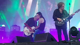 "The Cure ""A Forest"" Hurricane Festival 2019"