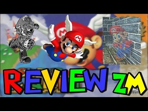 Super Mario 64 RETROREVIEW ZM