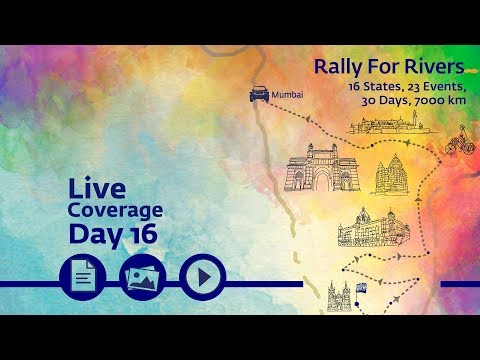 Event Rally for Rivers at Mumbai