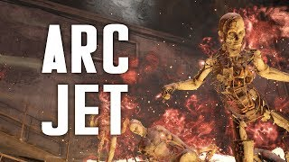 The Full Story of ArcJet Systems, the XMB Booster Rocket, & the Mars Shot Project - Fallout 4 Lore