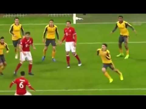 Bayern Munich vs Arsenal 10 2   All goals In Champion League   HD