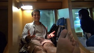 Japan's Night Train: The Sleeper Car Adventure 寝台列車サンライズ出雲 ★ ONLY in JAPAN #32