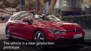 YouTube Video wEYAytYeOdQ for Product Volkswagen Golf (8th gen) by Company Volkswagen in Industry Cars