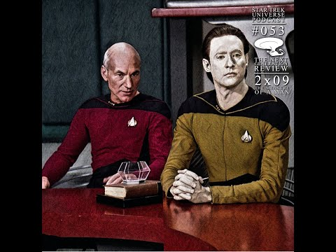"""'Picard' Primer - """"The Measure of a Man"""" (TNG 2x09) Review"""