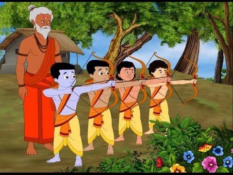 Download Ramayan Bangla Cartoon Movie Video Bengali Ramayan