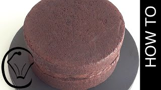 Scratch Chocolate Cake 2 Layer Dense And Moist By Cupcake Savvys Kitchen