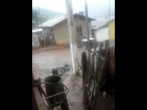 Chuva em frei gaspar