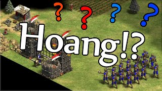 I Played The Legend of Hoang on AoE2 Definitive Edition!