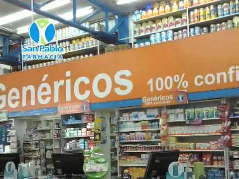 mp4 Farmacia San Pablo Genericos, download Farmacia San Pablo Genericos video klip Farmacia San Pablo Genericos