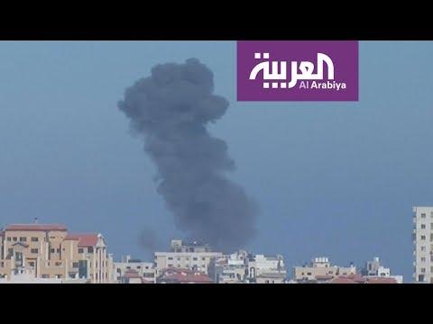 العرب اليوم - شاهد: بوادر تنفيذ التهدئة في غزة تبدأ بفتح معبري بيت حانون وكرم أبو سالم
