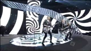 The Ark - 'The Worrying Kind' (2007 Eurovision Song Contest Final: Helsinki)