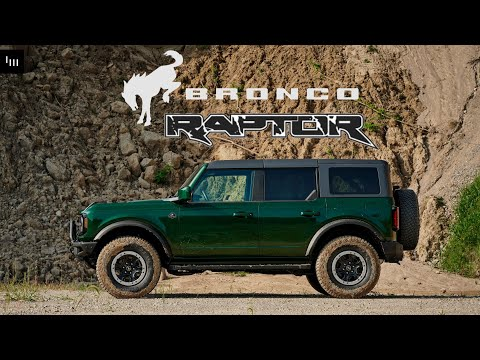 NEW DETAILS About The 2022 Ford Bronco RAPTOR