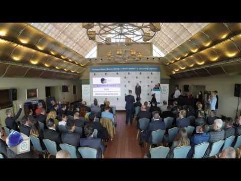 Türkiye Hazır Beton Birliği 3. Mavi Baret İş Güvenliği Ödülleri Töreni