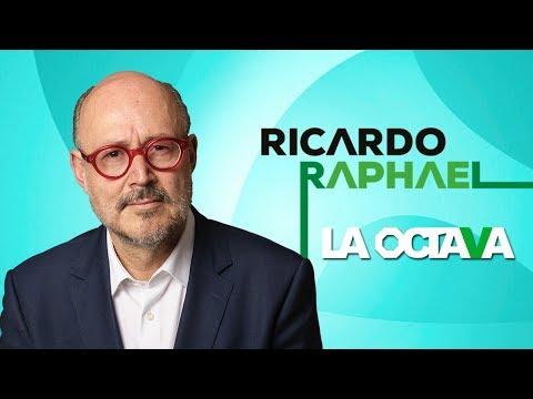 EN VIVO | RICARDO RAPHAEL en LA OCTAVA