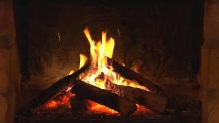Oheň v krbe, skvelý program na dlhé zimné večery.