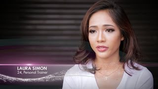 Laura Simon finalist Miss Universe Malaysia 2017 Introduction