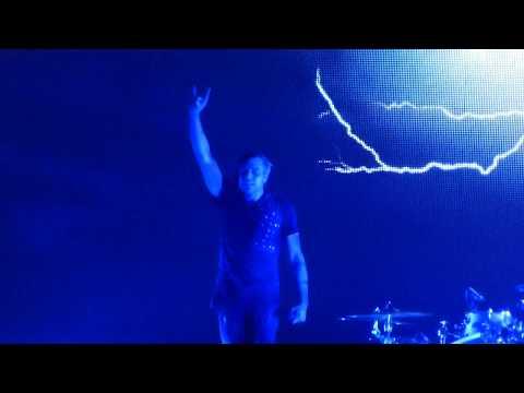 Three Days Grace - Strange Days @ Adrenaline Studium, Moscow, 04.11.18