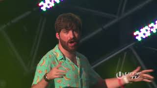 Oliver Heldens   Fire In My Soul (Live UMF 2018)