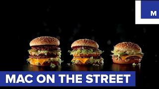 Mac On The Street | How People Earn Their Big Mac