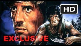 Rambo - Its A Long Road ( Dan Hill ) First Blood ( Music Video )