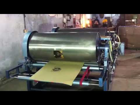 4 Color Flexo Printing Machine