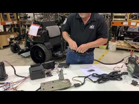 ABI Support: Workman XL Actuator Power Testing