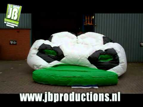 Voetbal Springkussen | JB Productions