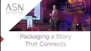 """Future of Agriculture: Packaging A Story That Connects"" - Futurist"