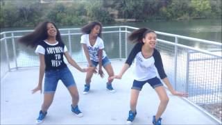 Hit The Quan Dance   #HitTheQuan #HitTheQuanChallenge- The Isaac Sisters @iHeartMemphis