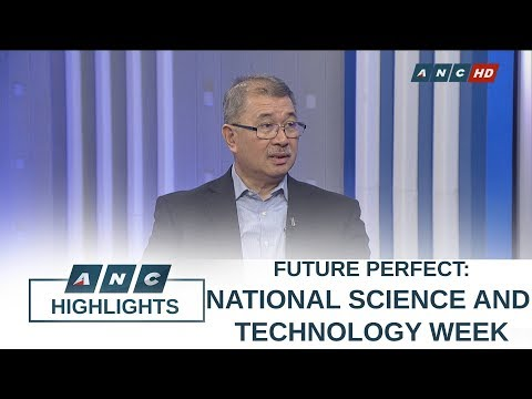 Science for People: National Science and Technology Week | Future Perfect