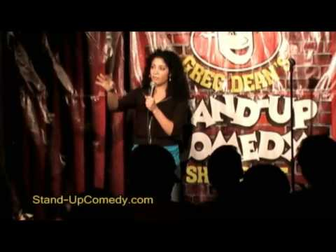 Christine Little : Google Spell Check | Greg Dean Stand Up Comedy Workshops