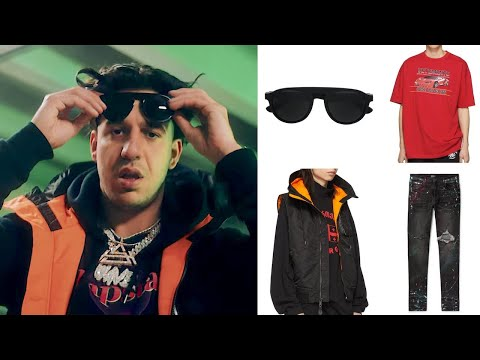 ÜBER 200.000€! Ufo361 Gib Gas OUTFIT REACTION ft. Luciano   ImmerFresh