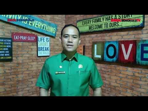 Ucapan HUT RMOLBengkulu yang ke 5 dari Ariyono Gumay Anggota DPRD Kota Bengkulu