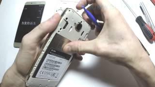 Huawei Honor 4C PRO (tit-***) разбор и ремонт (замена дисплейного модуля)