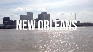 [HAPPINESS101] Breathing New Orleans