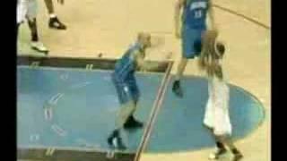 Allen Iverson Career High 60pts vs the Dwight Howard Orlando Magic 04/05