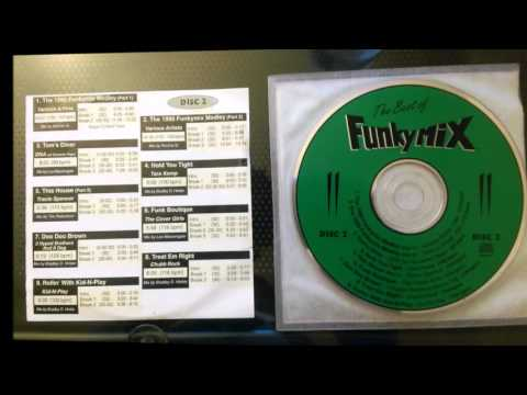 The Cover Girls - Funk Boutique - FunkyMix