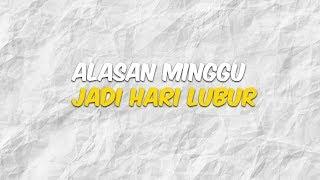 3 Alasan Kenapa Hari Minggu Jadi Hari Libur di Indonesia
