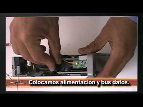 Cambiar un Disco Duro 3,5 pulgadas en una unidad externa USB